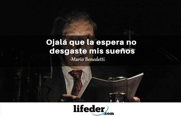 121 frases de Mario Benedetti sobre Amor e Vida 9