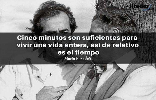 121 frases de Mario Benedetti sobre Amor e Vida 21