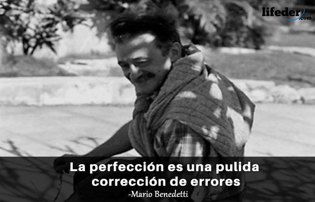 121 frases de Mario Benedetti sobre Amor e Vida 5