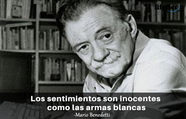 121 frases de Mario Benedetti sobre Amor e Vida 6