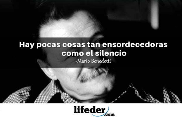 121 frases de Mario Benedetti sobre Amor e Vida 7