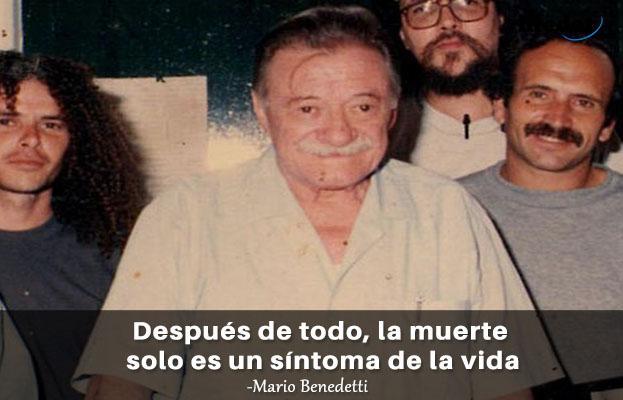 121 frases de Mario Benedetti sobre Amor e Vida 8