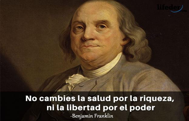 As 100 melhores frases de Benjamin Franklin 4