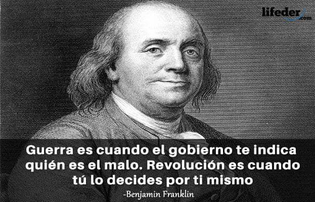 As 100 melhores frases de Benjamin Franklin 7