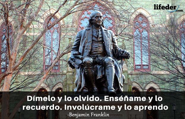 As 100 melhores frases de Benjamin Franklin 9