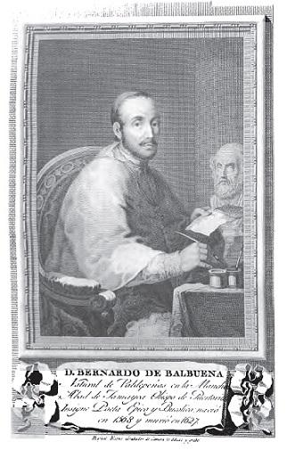 Bernardo de Balbuena: biografia e obras 1