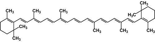 Carotenóides: estrutura, funções, classificação, alimentos 2