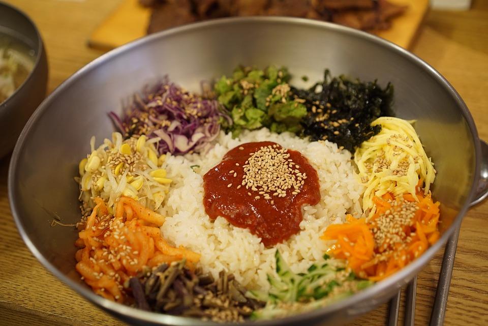 Como está a dieta coreana? Principais Alimentos 2