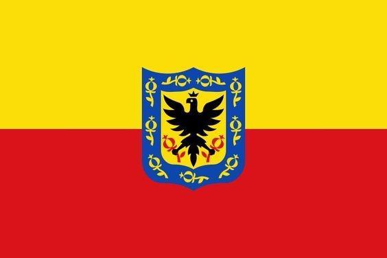 Bandeira de Bogotá: História e Significado 1