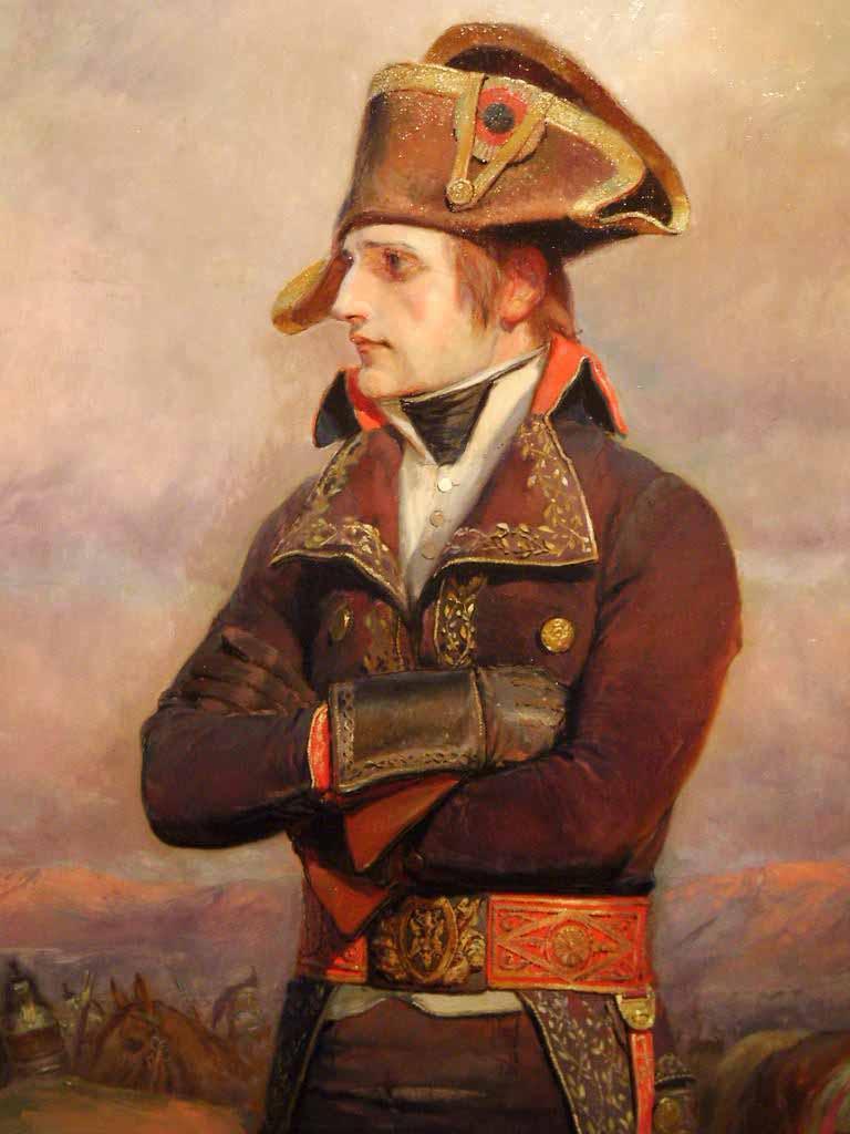 Napoleão Bonaparte: biografia - infância, governo, guerras 8