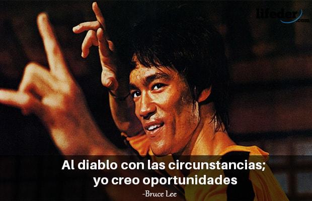 As 100 melhores frases de Bruce Lee [com imagens] 167