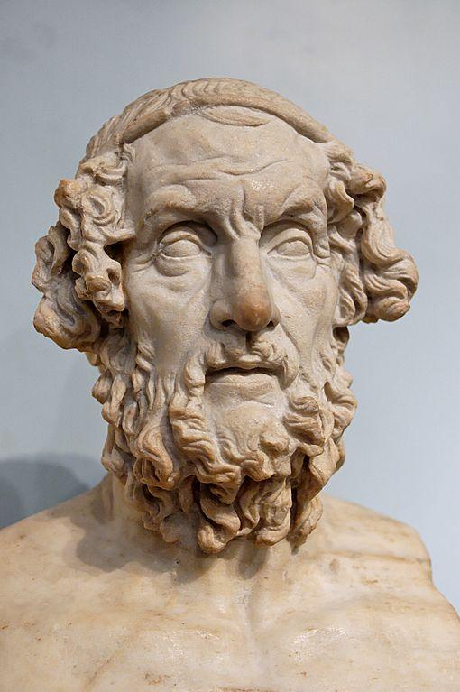 Homer: biografia, dados, influências, obras