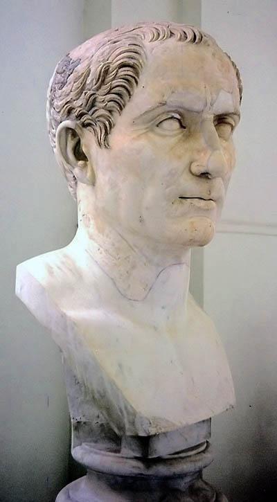 Julio César - biografia, política, guerras, morte 6