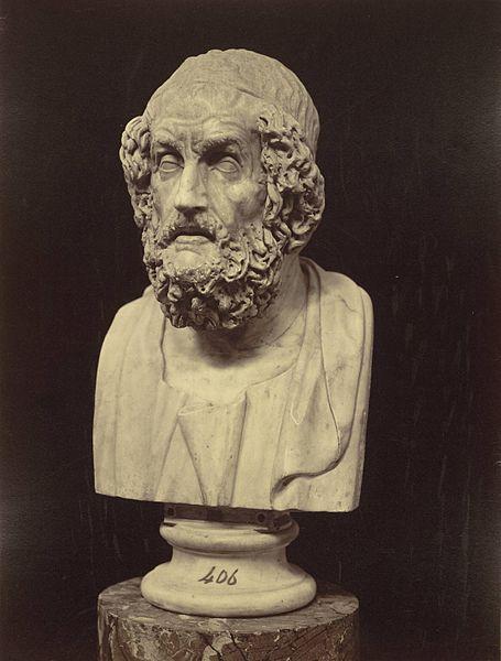 Homer: biografia, obras 14