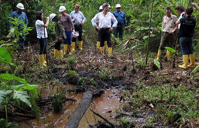 5 Problemas ambientais do Equador e suas características 3