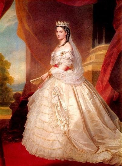 Carlota de México: biografia 1