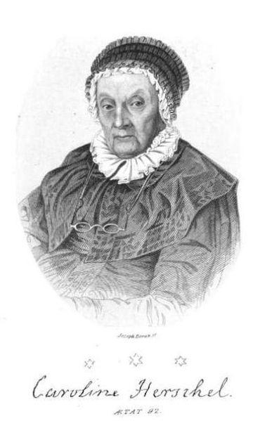 Carolina Herschel: Biografia, contribuições e descobertas 1