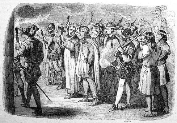 Conquista do Peru: descobertas, etapas e consequências 1