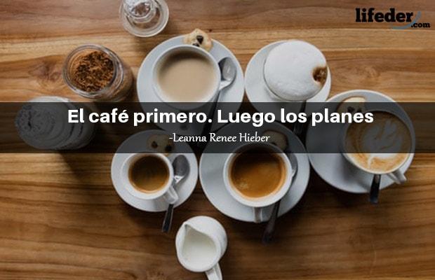 As 85 melhores frases sobre café 11