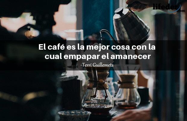 As 85 melhores frases sobre café 13