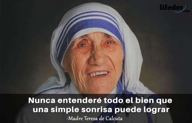 As 100 melhores frases de Madre Teresa de Calcutá 1