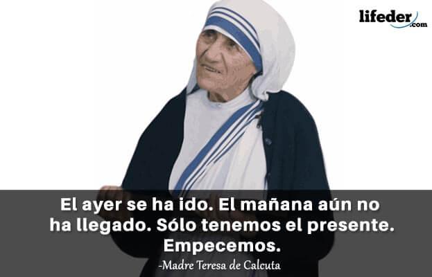As 100 melhores frases de Madre Teresa de Calcutá 2