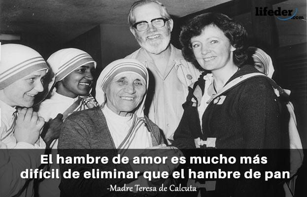 As 100 melhores frases de Madre Teresa de Calcutá 3