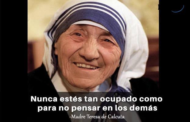 As 100 melhores frases de Madre Teresa de Calcutá 4