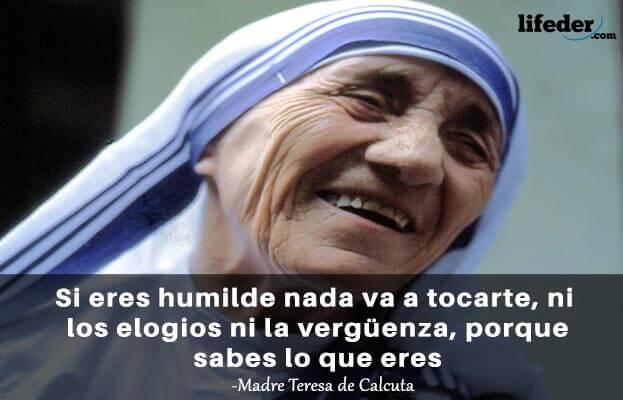 As 100 melhores frases de Madre Teresa de Calcutá 7