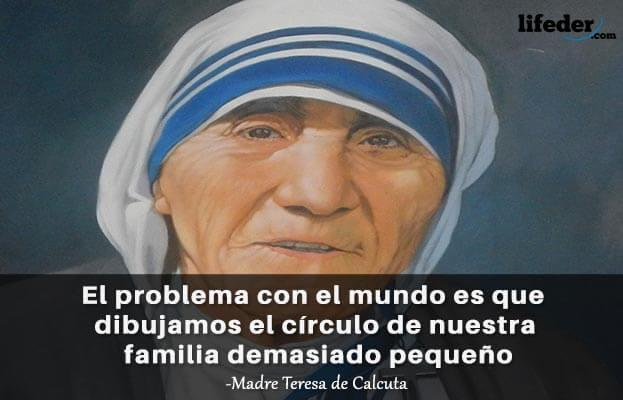 As 100 melhores frases de Madre Teresa de Calcutá 9