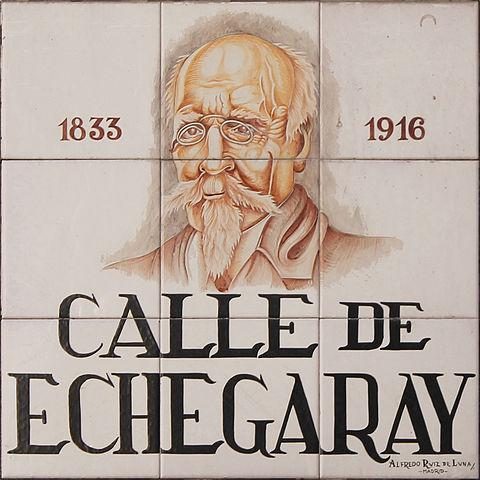 José Echegaray: biografia, estilo e obras 3