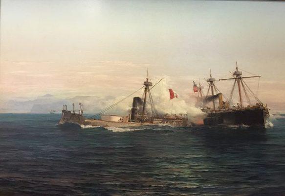 Campanha Marítima da Guerra do Pacífico 1