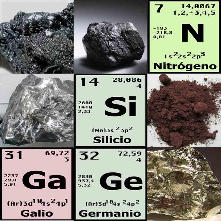 17 Características de metais e não metais 1