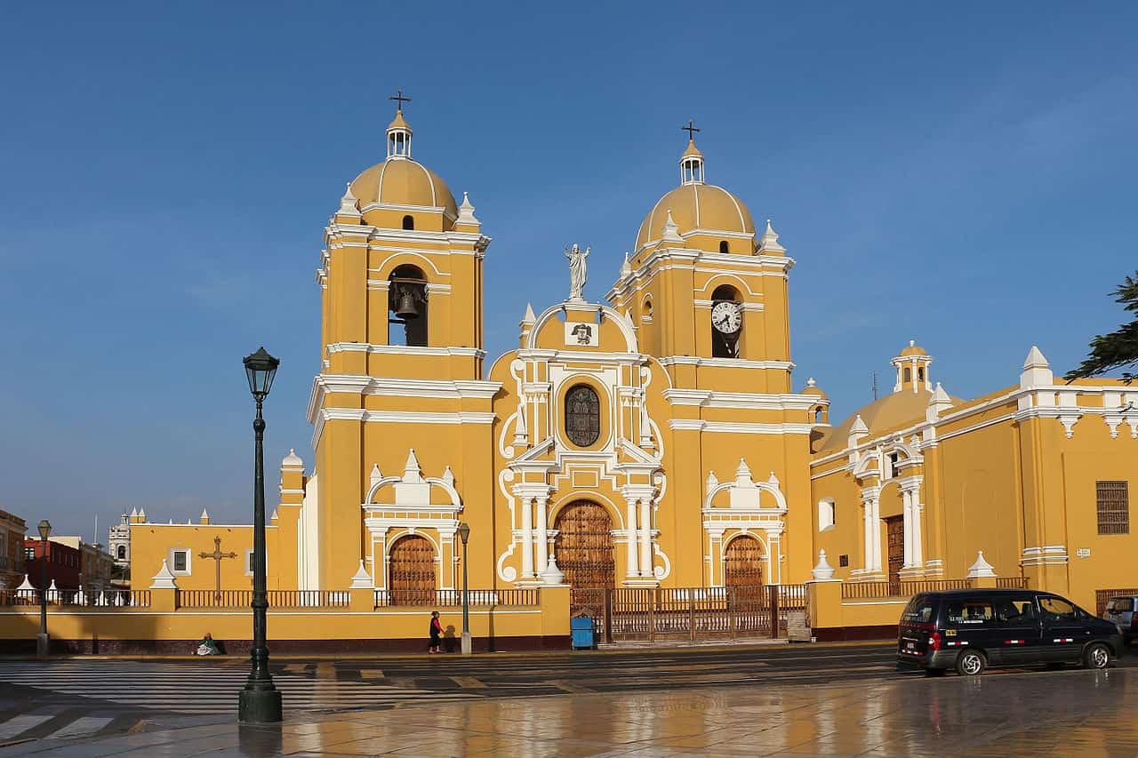 A história de Trujillo: eventos mais importantes 1
