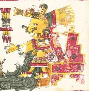 Os 67 deuses astecas mais importantes e seu significado 20