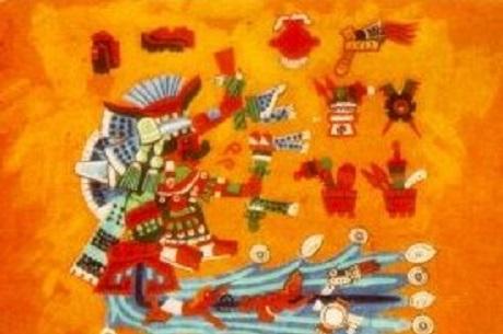 Os 30 deuses toltecas mais importantes 5