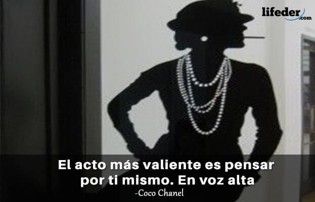 As 100 melhores frases de Coco Chanel [com imagens] 1