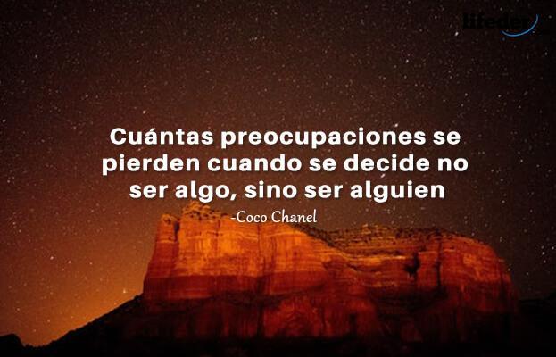 As 100 melhores frases de Coco Chanel [com imagens] 11