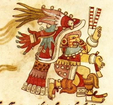 Os 67 deuses astecas mais importantes e seu significado 21