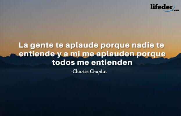 As 101 melhores frases de Charles Chaplin 18