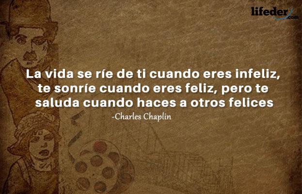 As 101 melhores frases de Charles Chaplin 6