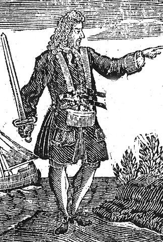 Os 33 piratas mais famosos da história 6