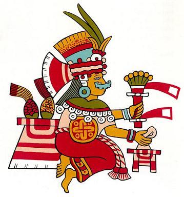 Os 67 deuses astecas mais importantes e seu significado 22