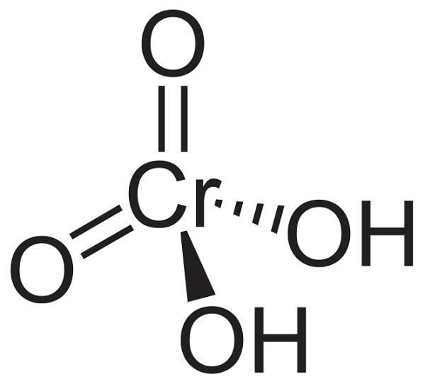 Ácido crômico: estrutura, propriedades, obtenção, usos 2