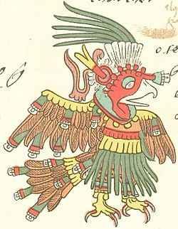 Os 67 deuses astecas mais importantes e seu significado 32