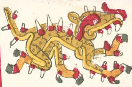 Os 30 deuses toltecas mais importantes 8