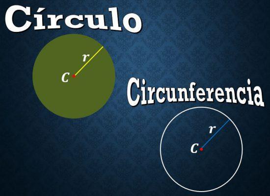 5 Diferenças entre Círculo e Circunferência 2
