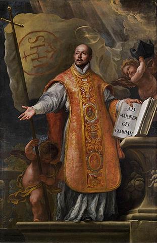 San Ignacio de Loyola: biografia e obras 1