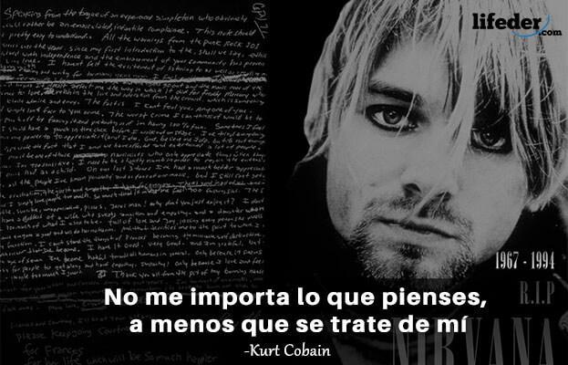 As 100 melhores frases de Kurt Cobain [com imagens] 19