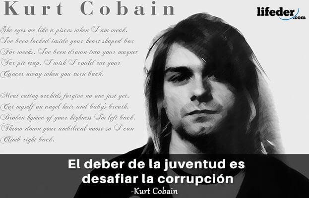 As 100 melhores frases de Kurt Cobain [com imagens] 3